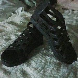 "Eileen Fisher ""Airy"" sport sandal"